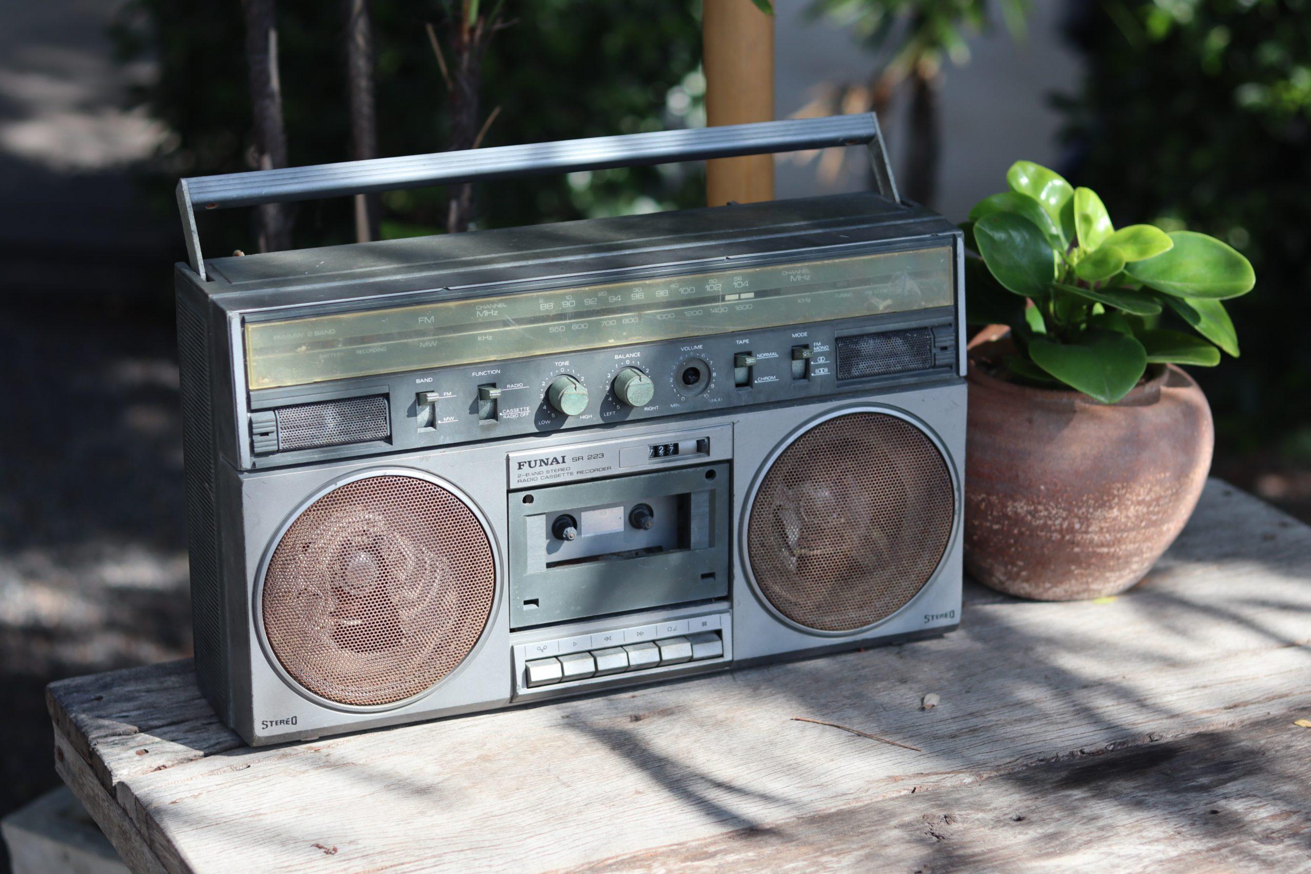 Historia de la radio